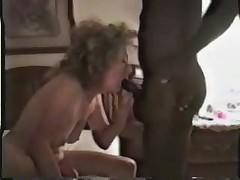 Granny loves hot BBC cum