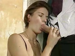 Old house french sex