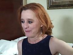 Mature Redhead bitch