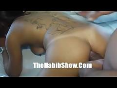 Brazilian Pussy Playing Dick Sucking Phatt Ass Hoe Hood Bitc