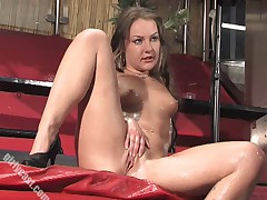 Amateur Squirt EXTREM - behind the scenes