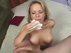 Kayla Sinz like cum swallow