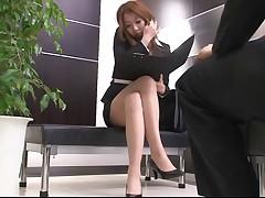 Sex in the office scene 4(censored)