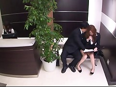 Lovemaking in the office scene 4(censored)