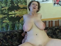 Hot German Chick with great juggs 2