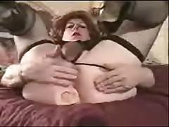 JOANNE SLAM - REDHEAD Crystal set BABE