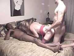 Couple Share A Big Dick