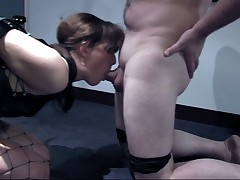 Dev Latex Blowjob