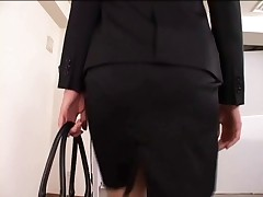Officelady less sheer pantyhoes