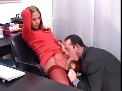 Fawna Fire Gets Fuckd In The Office