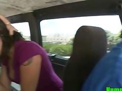 Hump Bus Chasing Them Goodies