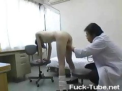 Old Perverted School Doctor