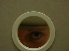 Glory Hole In The School Bathroom