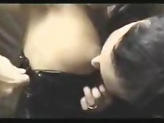 Blonde Dressed In Leather Fucked