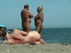 Beach Nudist - 0125 Ii-Vi