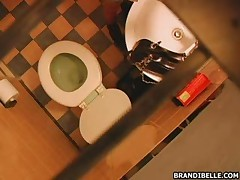 Hidden Camera In Teen Bathroom