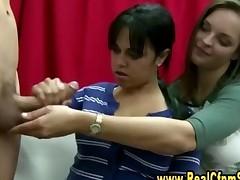 Hand job porn TV