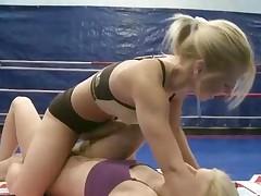Hot Young Lesbians Fisting