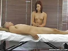 Teen Nudist Massage