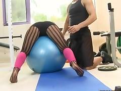 Sex In Gym Enjoy