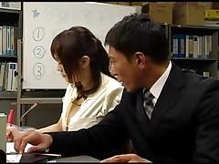 Busty Asian Teacher