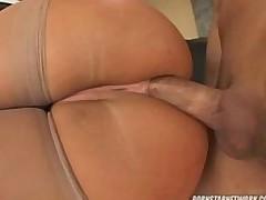 Latin Slut Naomi Has A Fine Ass...So Why Not Fuck It!
