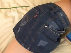 Flowers Hot Petite Russian Teen does Anal