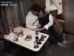 Amateur Japanese Couple Fucking