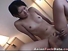 Sensitive Japanese Amateur Teen