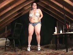 20 year old fat slut