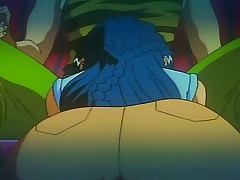 Anime punks having sex