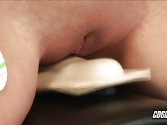 Bound and stimulated by the sybian