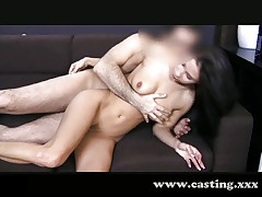 She asked me to cum inside her