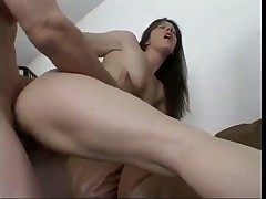 Liza Harper Spunked In Her Little Slit