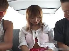 Hot Asian Babe Fucking And Sucking Porn Video 1 By AmazingJav