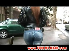 Angie Zepeda - Those Jeans Look Good On Her