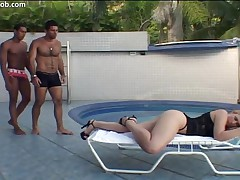 Dany Hess - Two Cocks In The Booty #1 - Scene 6