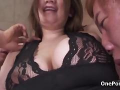 Emi Masaki - Busty Japanese Girl Emi Masaki Showing Of Her Big Natural Tits By OnePondo