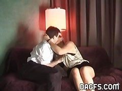 Its Rare We Have The Chance To Watch A Real Homemade Porn Movie Featuring A MILF And Her Husband