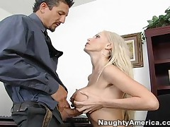Nikki Benz And Tommy Gunn - Naughty Office