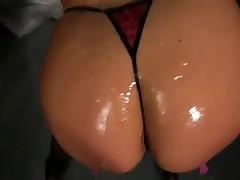 Phoenix Marie - Hot Blondie Pornstar Phoenix Marie With Gorgeous Big Tits Gets Her Oily Ass Screwed