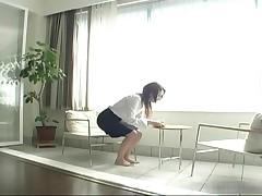 Tomoe Hinatsu - Japanese Idol Tomoe Hinatsu Having Fun With A Huge Vibrator By Hdidols