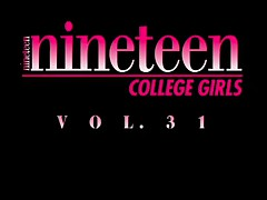 Eve And Katie And Samantha Sterlyng And Shayla Heart And Vivi Anne - Nineteen Video Magazine #31 - P