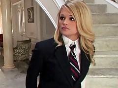 Nailing his Boss' 18 year old daughter