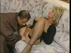 Granny Shows A Young Nun How To Fuck