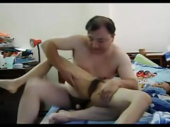 Thai girl on hidden cam
