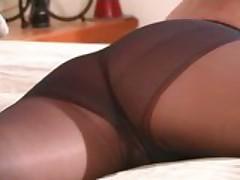 Asian pantyhose fetish