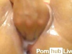 SexyCate1 From Pornhublive Cums Of Cam