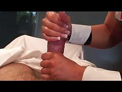 Hand job porn