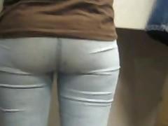 Shower Gym Suplex Jeans Butts 52